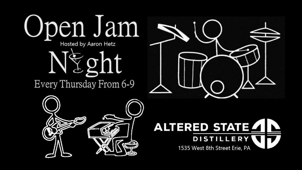 Altered State Improv Jam Night
