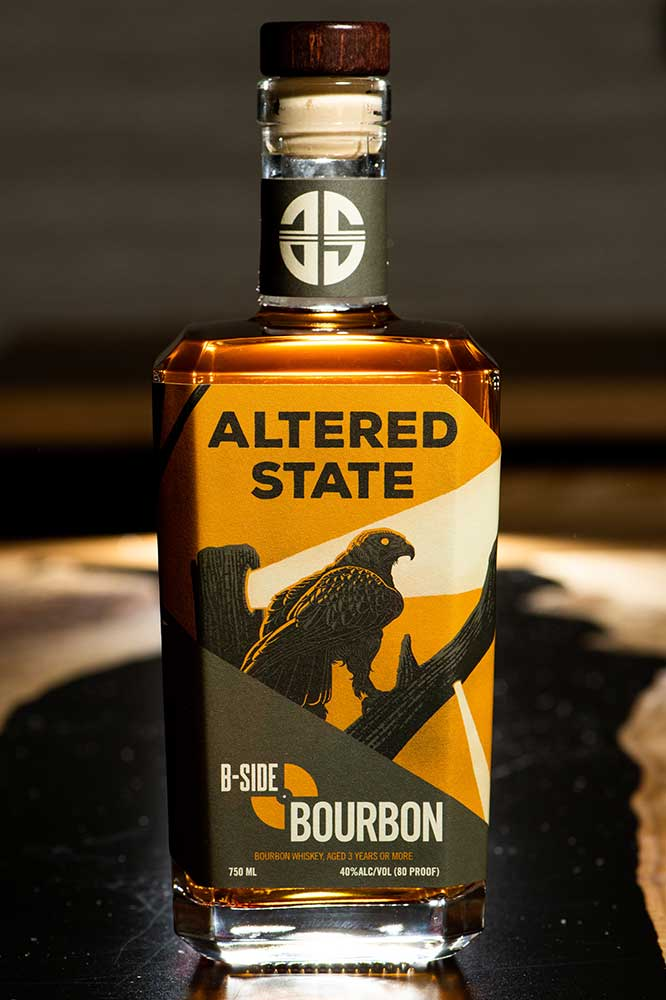 product b side bourbon